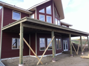 deck-and-walkout-basement-siding
